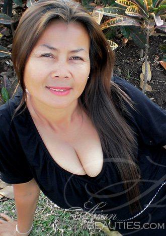 Beautiful mature thai